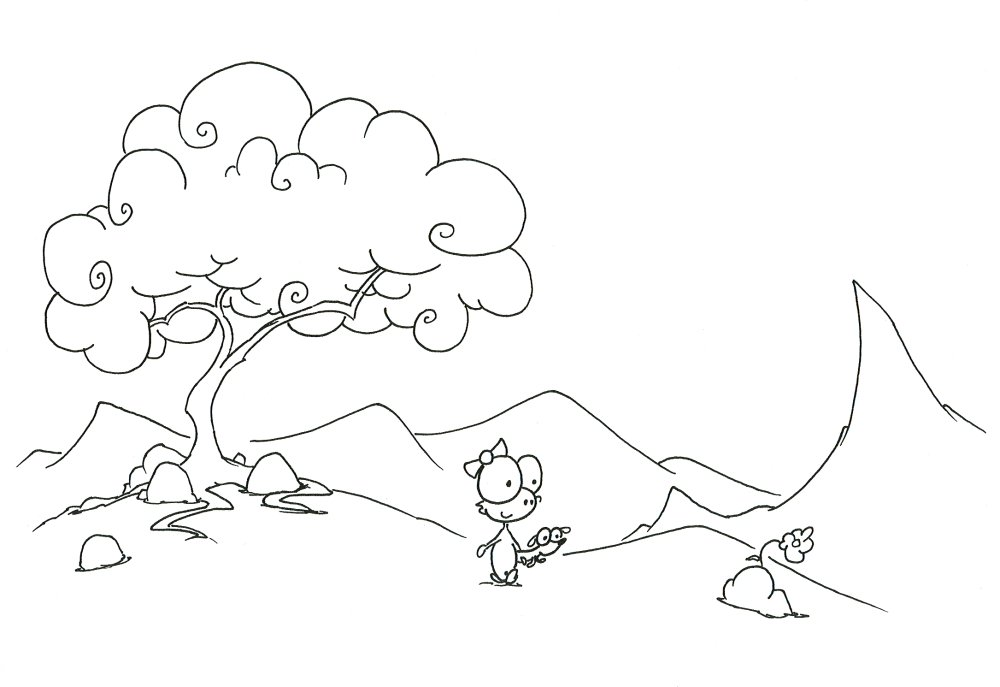 weenie dogs coloring pages - photo#10